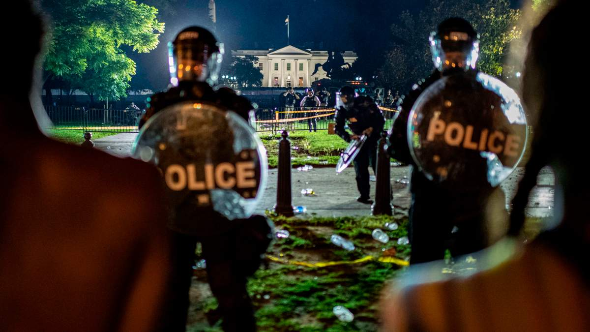 Протести в США: як вплинуть на долар та фінансові ринки