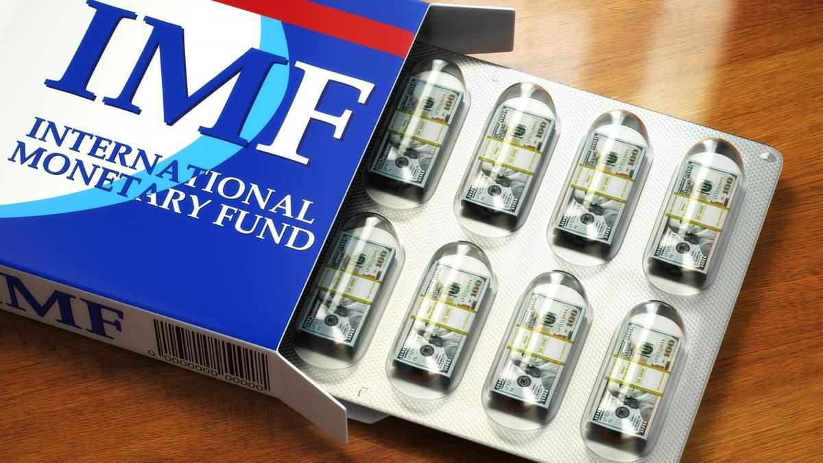 Как изменилось отношение украинцев к МВФ после первого транша, КМИС