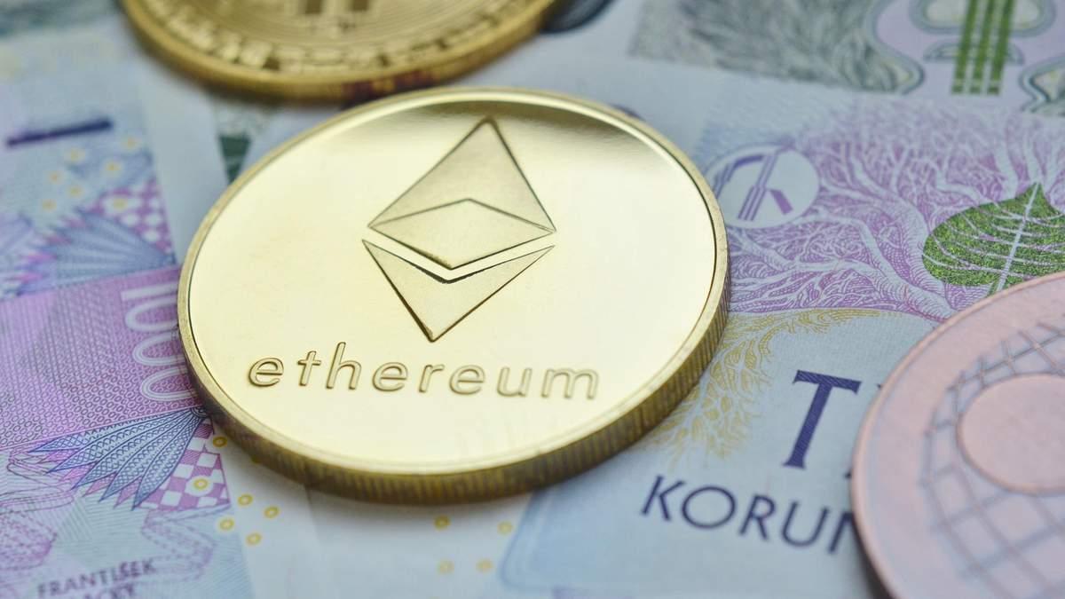 Объем транзакций с использованием Ethereum достиг нового рекорда: последние данные