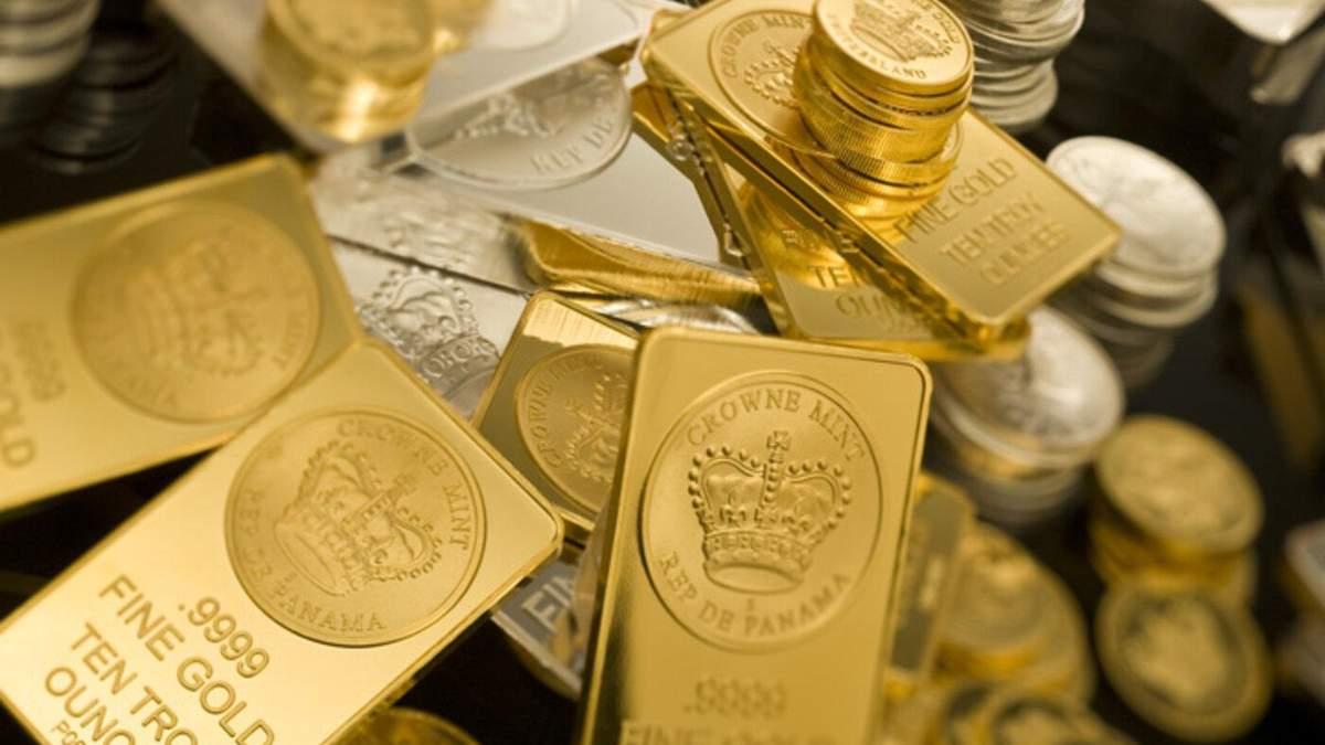 Ціни золота та срібла 22 липня 2020 року б'ють рекорди