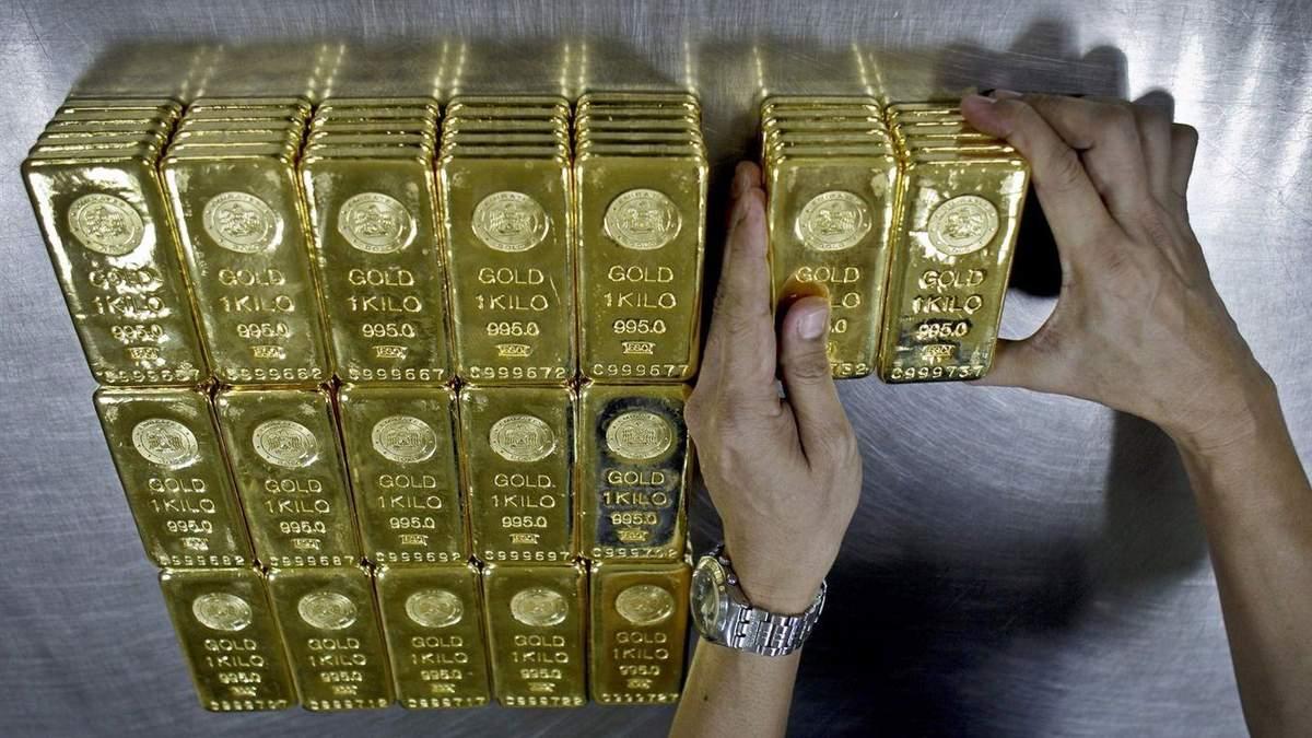 Ціна золота: встановлено новий історичний рекорд