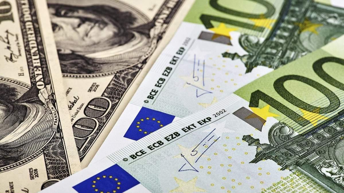 Доллар или евро, что лучше в 2020: почему доллар падает, а евро растет