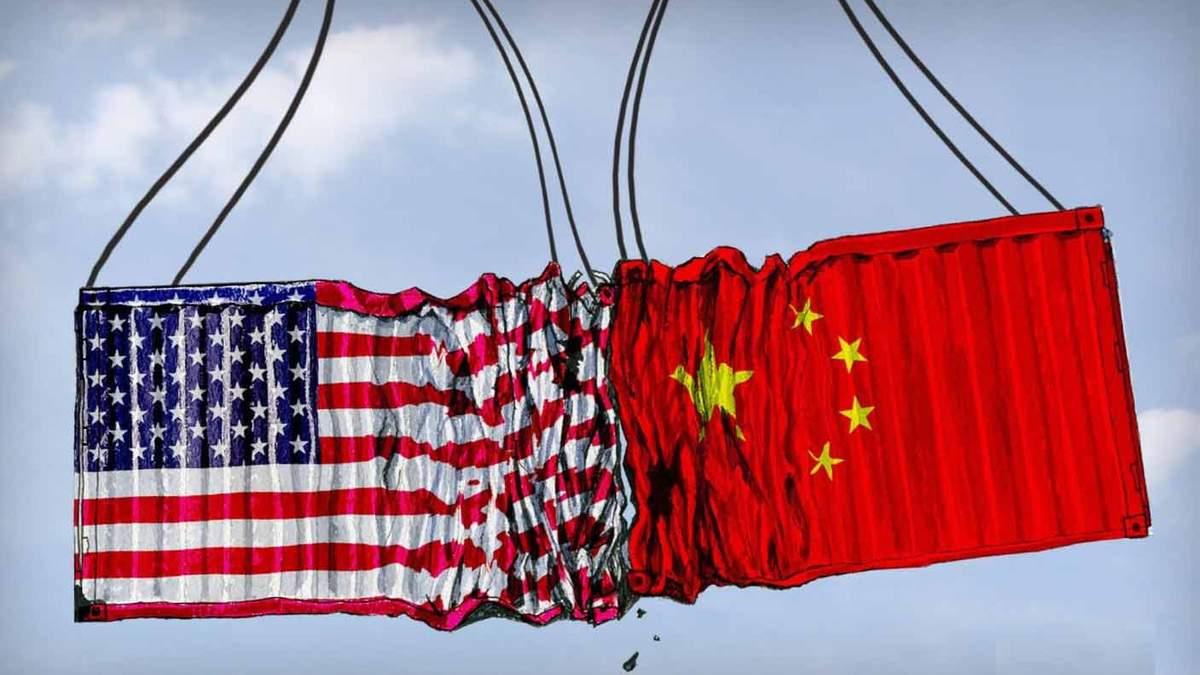 Китай можуть відрізати від долара: відносини з США погіршилися