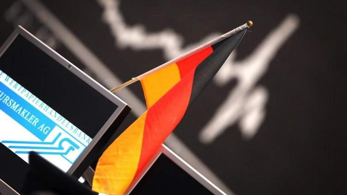 ВВП Німеччини за другий квартал 2020 впав: як змінився
