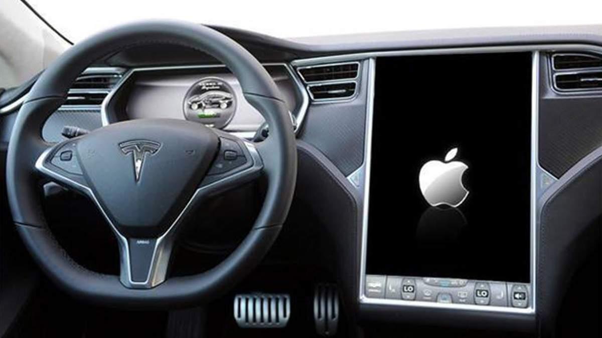 Акції Tesla й Apple у 2020 стрімко ростуть: чого чекати у 2021