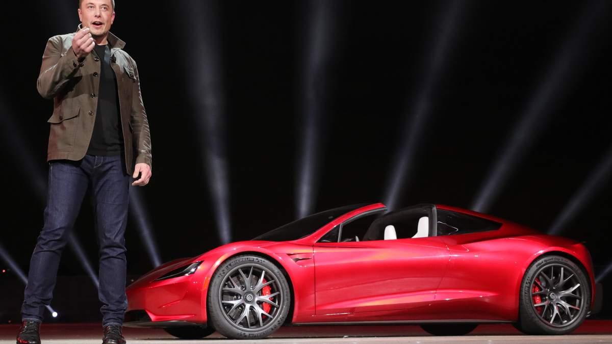 Як Маск став багатшим за Цукерберга: капіталізація Tesla перевищила 465 мільярдів доларів