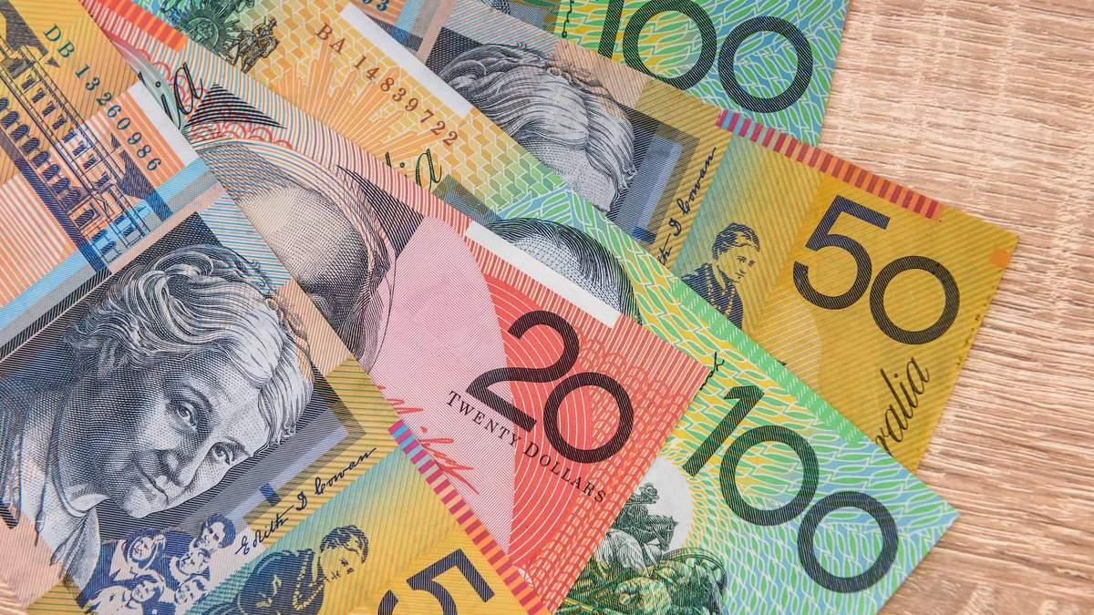 Курс австралійського долара у вересні 2020 рекордно виріс - причини