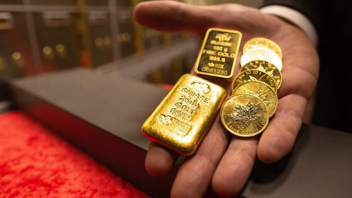 Якими є ціна золота, долар та фондовий ринок 4 вересня 2020 року