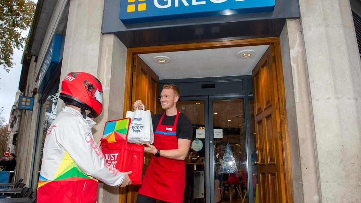 Популярний у Європі сервіс доставки їжі почав приймати оплату в біткойнах: як це працює