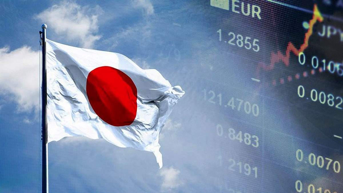 Экономика Японии обрушилось на рекордные 28% во втором квартале
