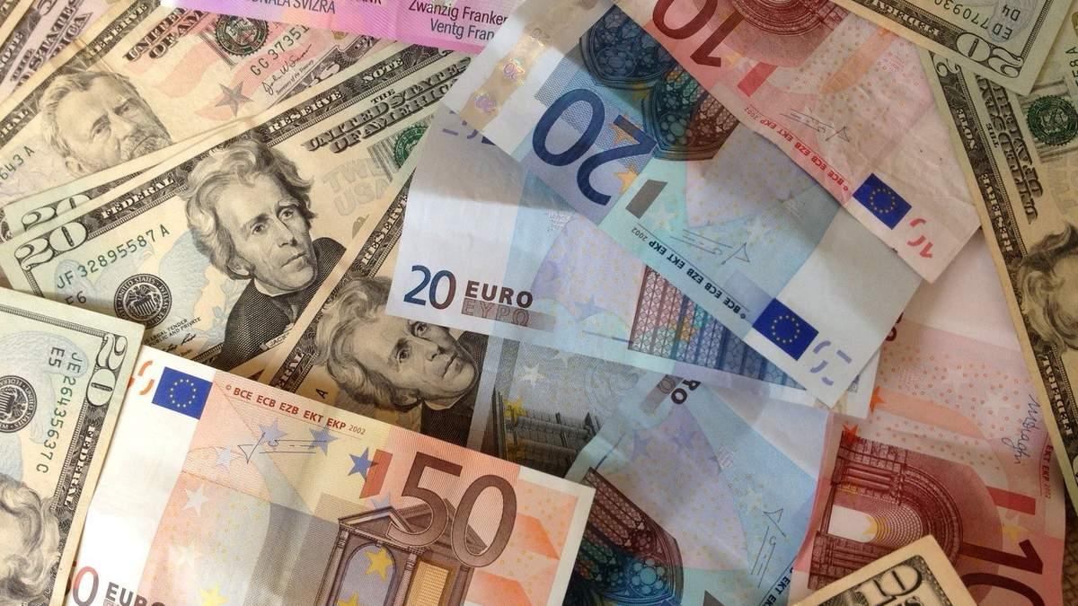 Курс долара, євро – курс валют НБУ на 21 вересня 2020