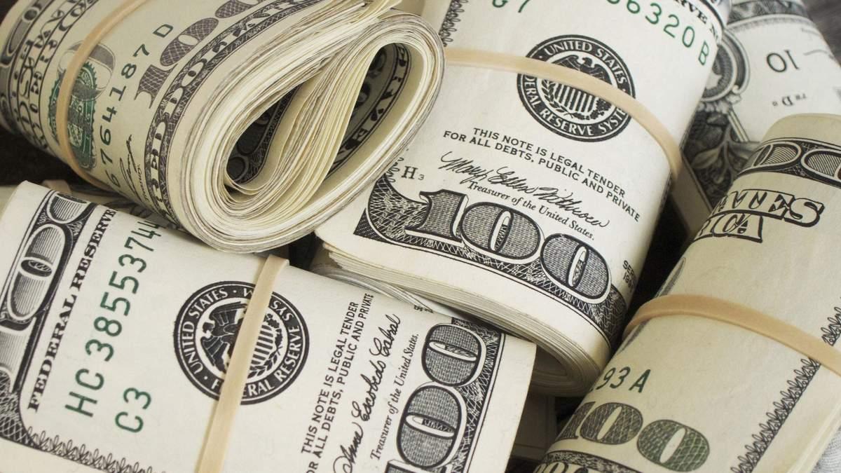 Курс валют на 30 вересня: гривня виросла щодо долара, але впала відносно євро