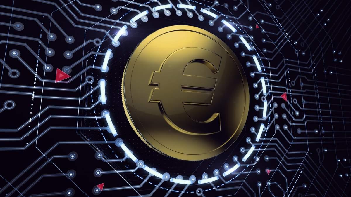 У ЄС можуть ввести цифровий євро: розробку розпочнуть у 2021