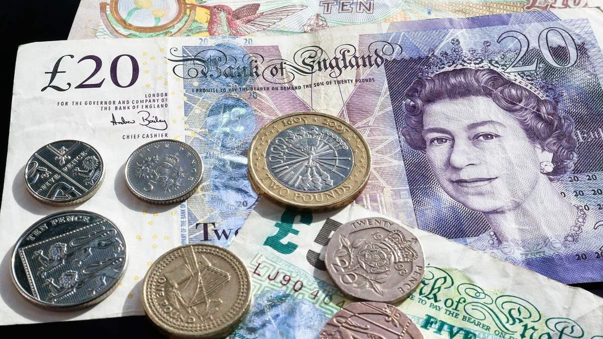 В Goldman Sachs рекомендуют покупать фунт на фоне вероятной сделки между ЕС и Британией