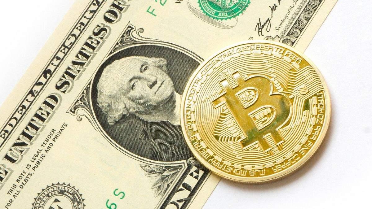 Біткойн на ринку – чи замінить криптовалюта долар США