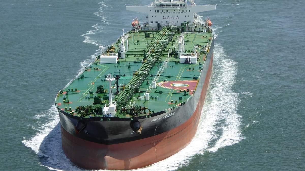 Иран скрывает танкеры с нефтью в водах Ирака из-за санкций США