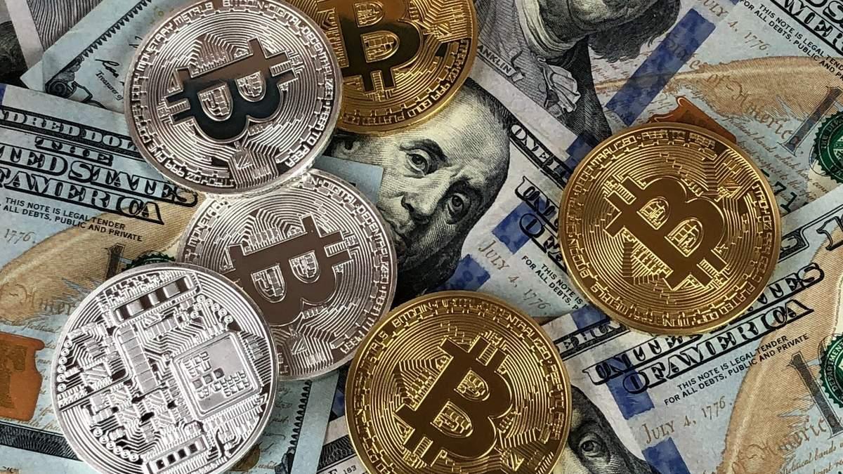 Биткоин уверенно дорожает: каким будет курс криптовалюты к доллару гривне, евро в течение недели