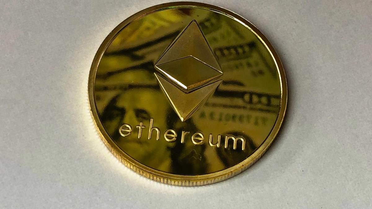 Прогноз Ethereum: ціна криптовалюти може подорожчати до 700 доларів