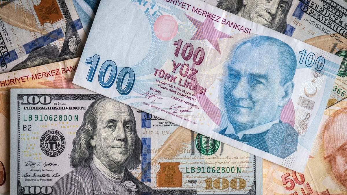 """Визначено найбільш нестабільну валюту 2020 року: гроші якої країни """"відзначилися"""""""