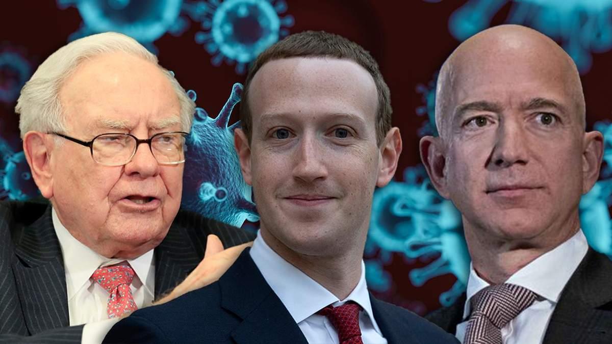 Американские богачи обогатились на 28 миллиардов долларов после выборов США