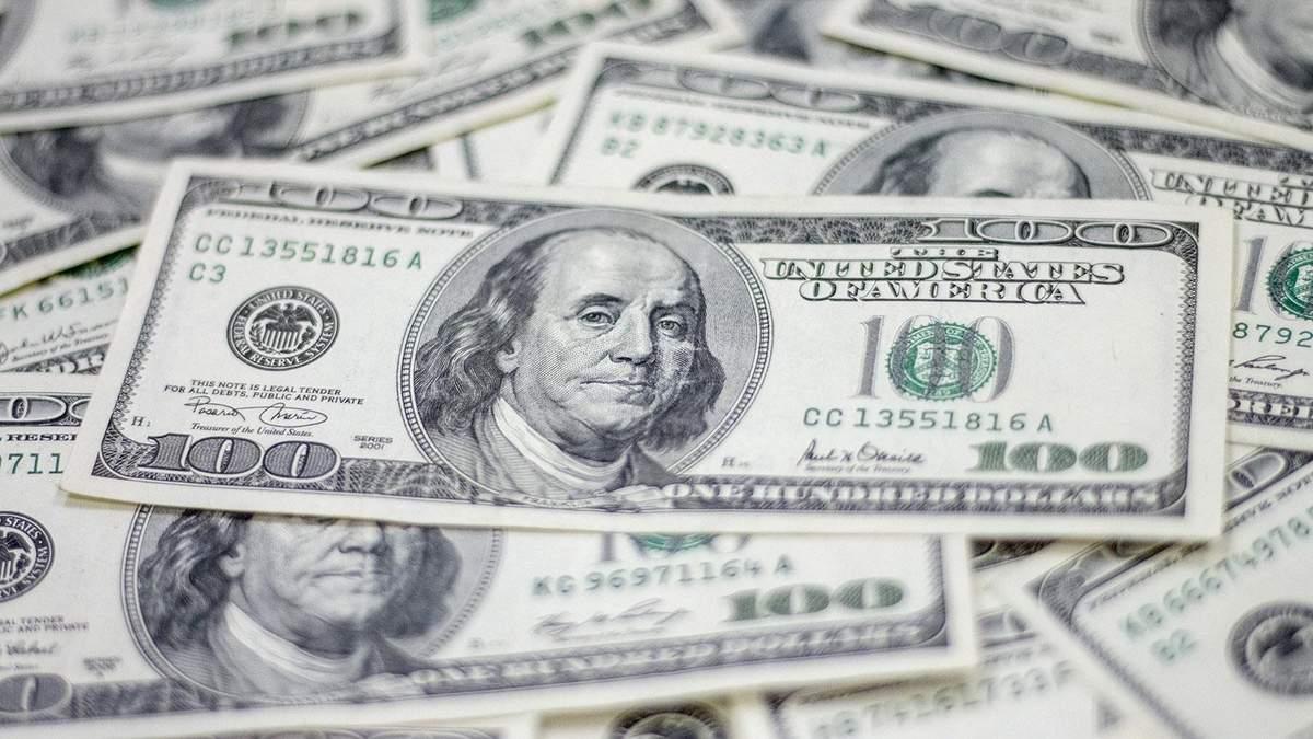 Наличный курс валют 6 ноября: доллар продолжает падать