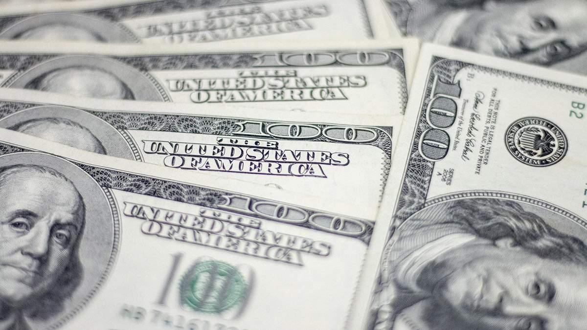 Готівковий курс валют 11 листопада: долар знову почав дорожчати