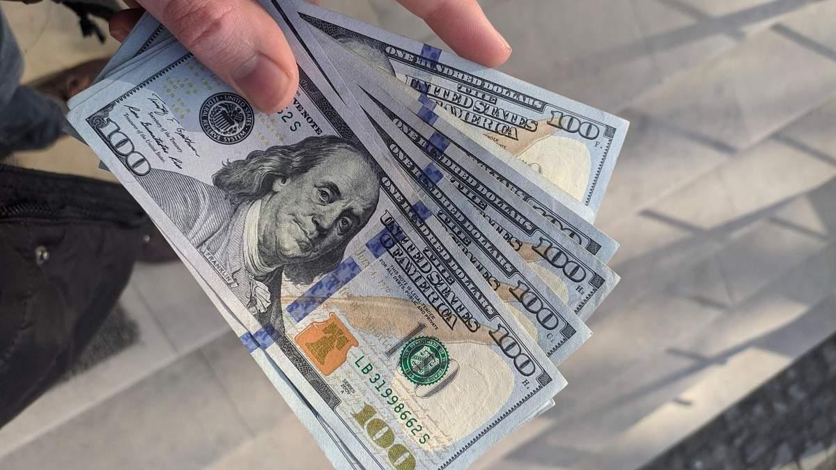 Курс валют на 13 ноября: доллар и евро снова дорожают