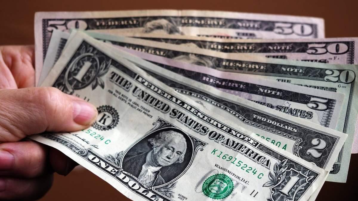 Готівковий курс валют 19 листопада: долар і євро продовжують дорожчати