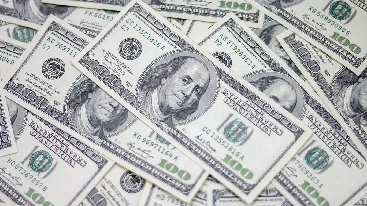 Готівковий курс валют 25 листопада: гривня трохи подешевшала