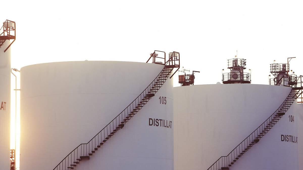 Цены на нефть упали 9 декабря 2020 года после отчета API