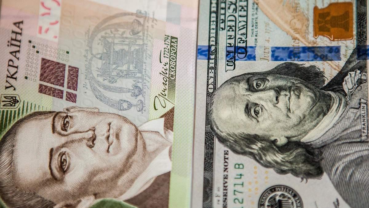 Курс долара, євро – курс валют НБУ на 15 грудня 2020
