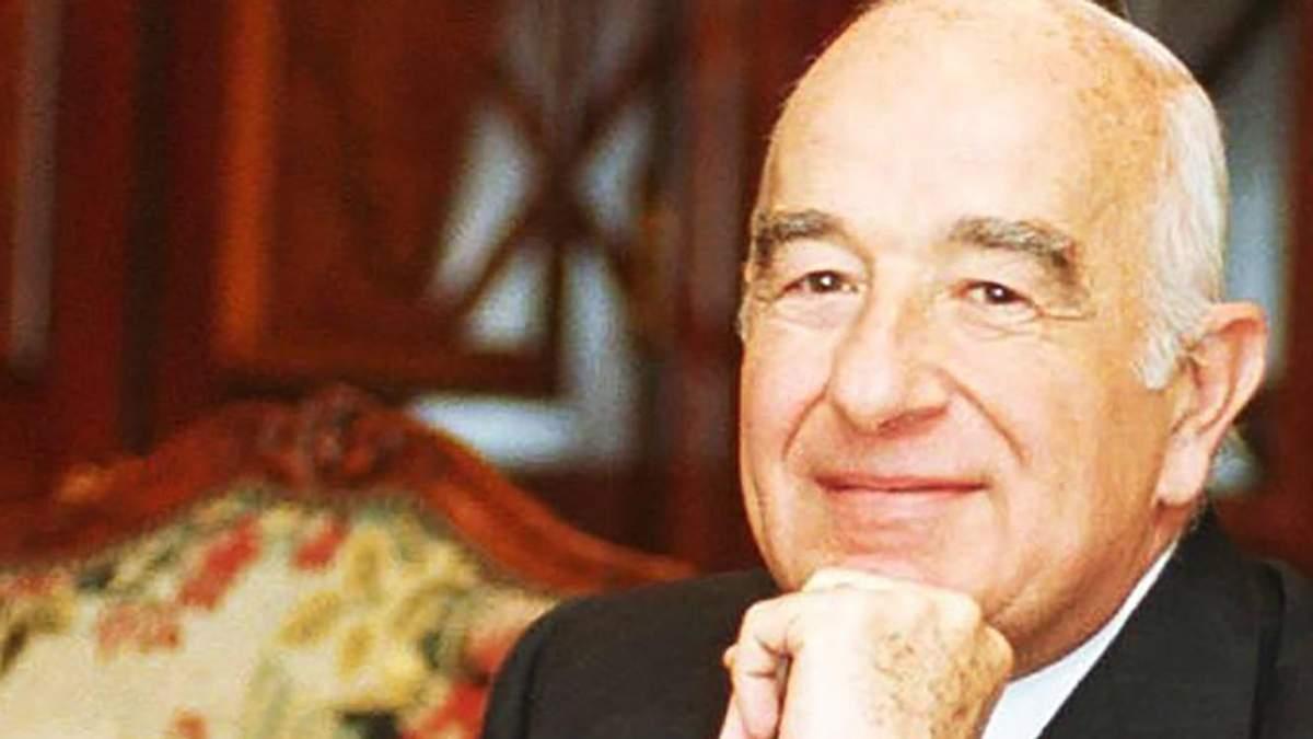 Помер найбагатший у світі банкір Джозеф Сафра