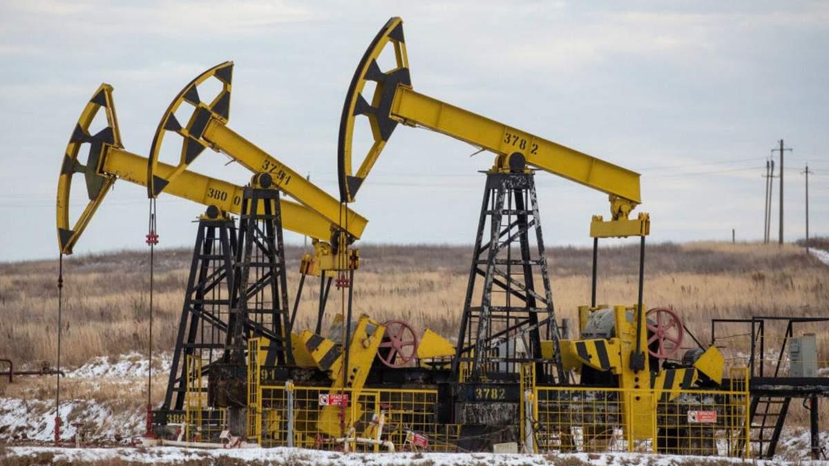 Нафта Brent перевищила 50 доларів за барель 10 грудня 2020