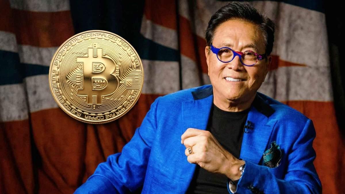 Кийосаки советует покупать биткоин: его цена в 2021 вырастет до 50 000