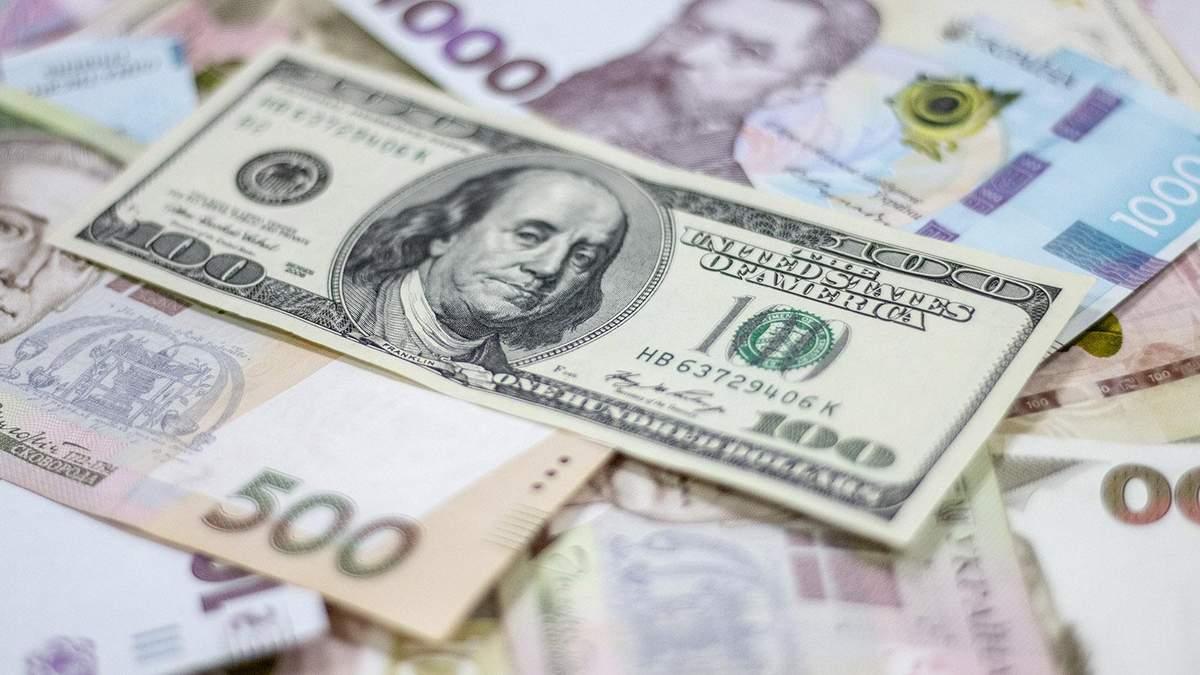 Готівковий курс валют 15 грудня: гривня додала в ціні ще 15 копійок