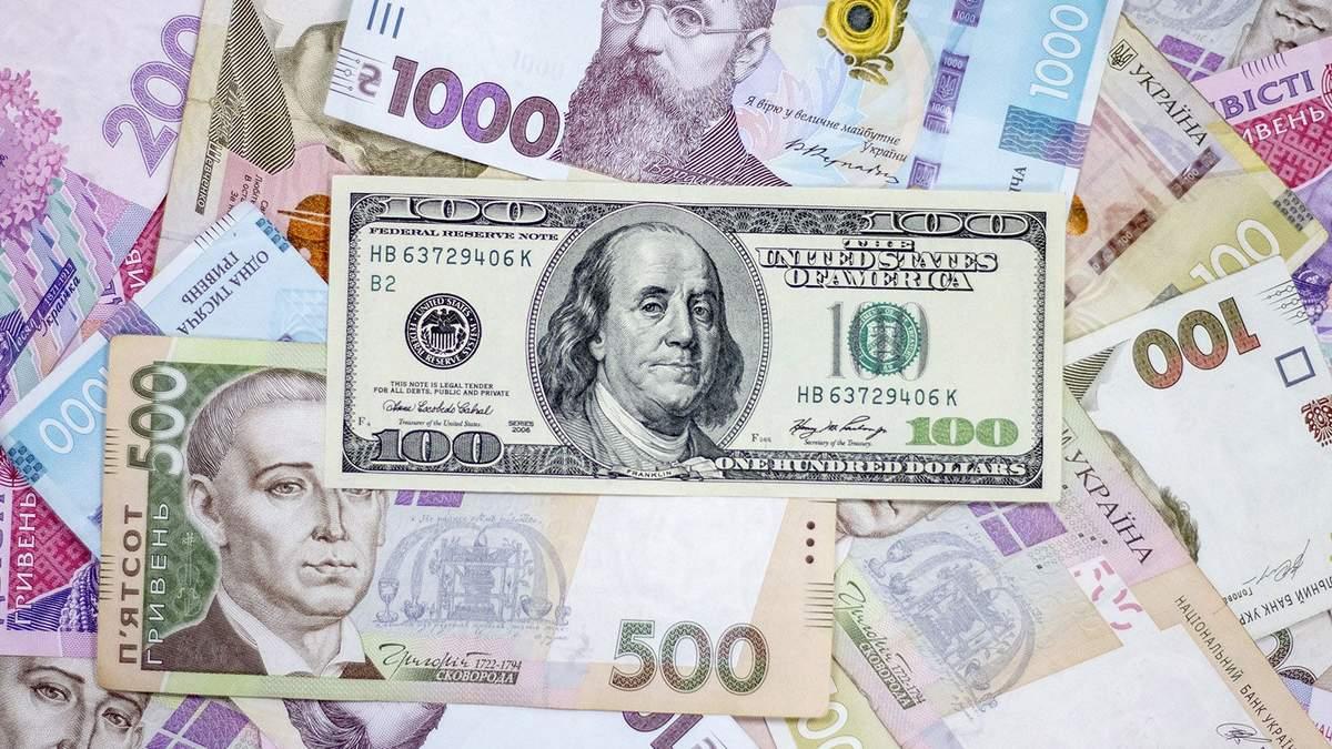 Готівковий курс євро, долара на 4 січня 2021 – курс валют