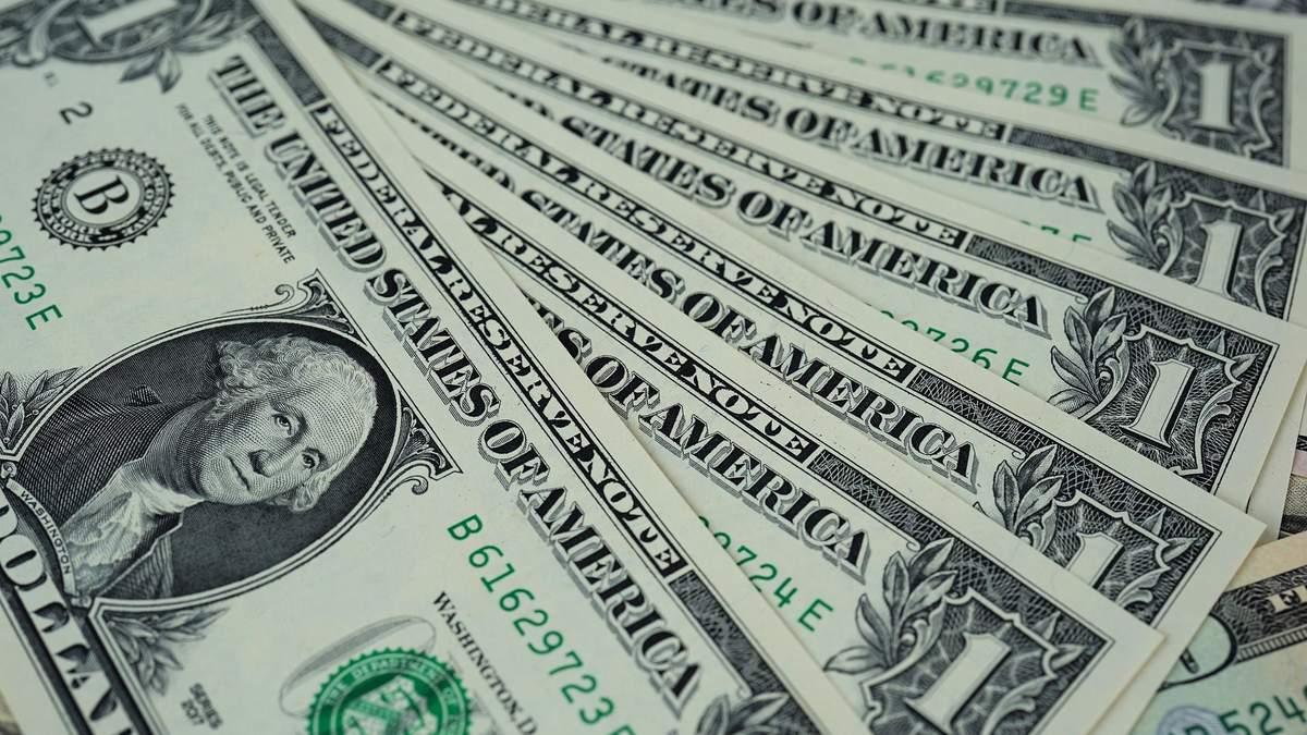 Ставки трейдеров на снижение курса доллара достигли максимума за 9 лет