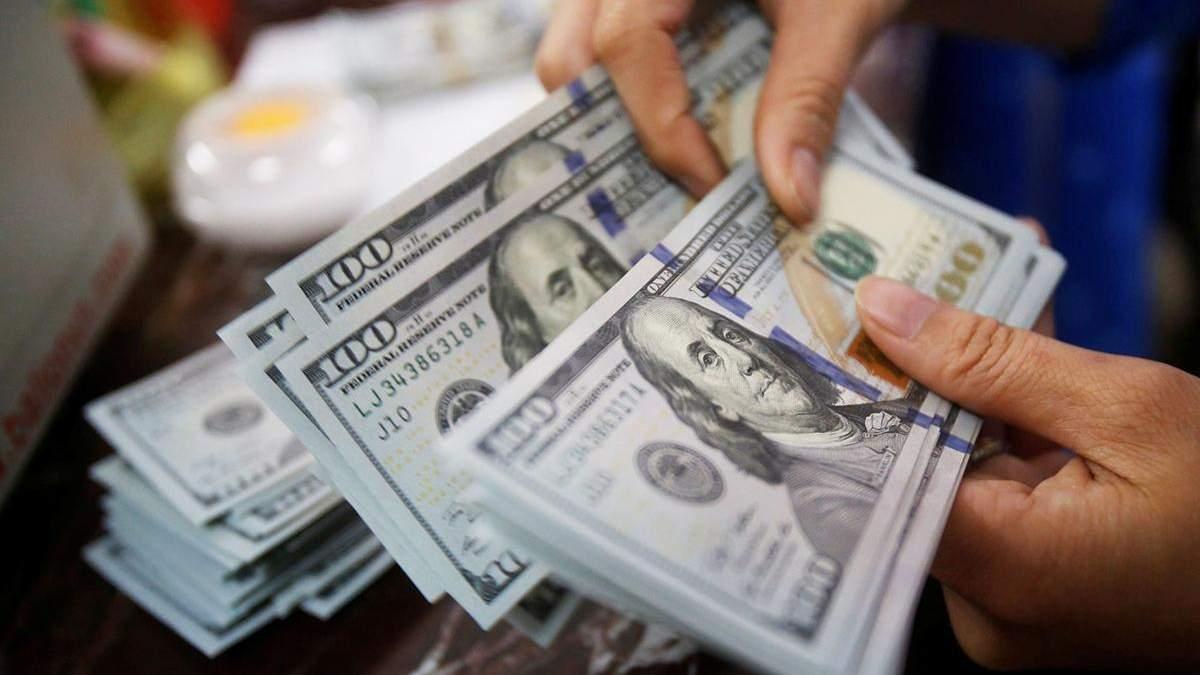 Готівковий курс євро, долара на сьогодні 11 січня 2021 – курс валют