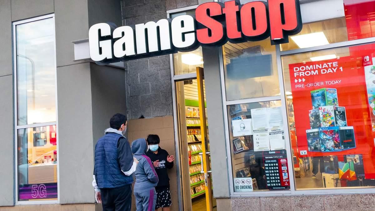 Что случилось с GameStop и почему акции выросли на 500% за 2 дня