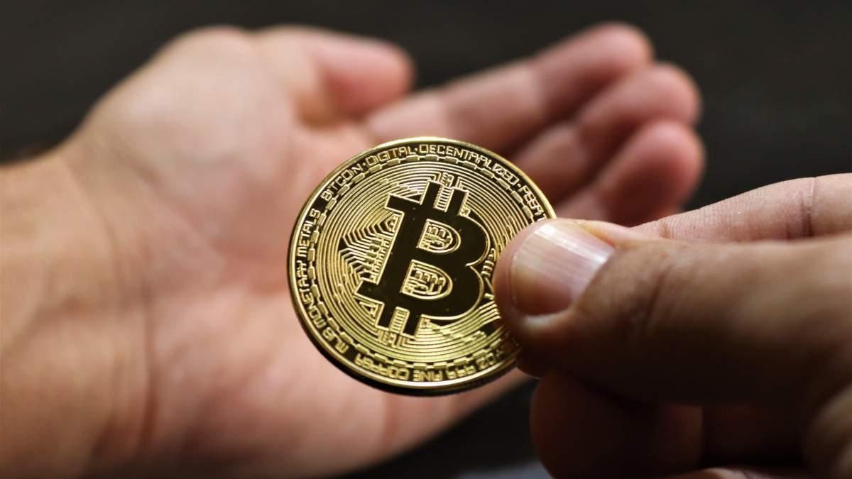 Биткоин снова побил рекорд: какая цена криптовалюты