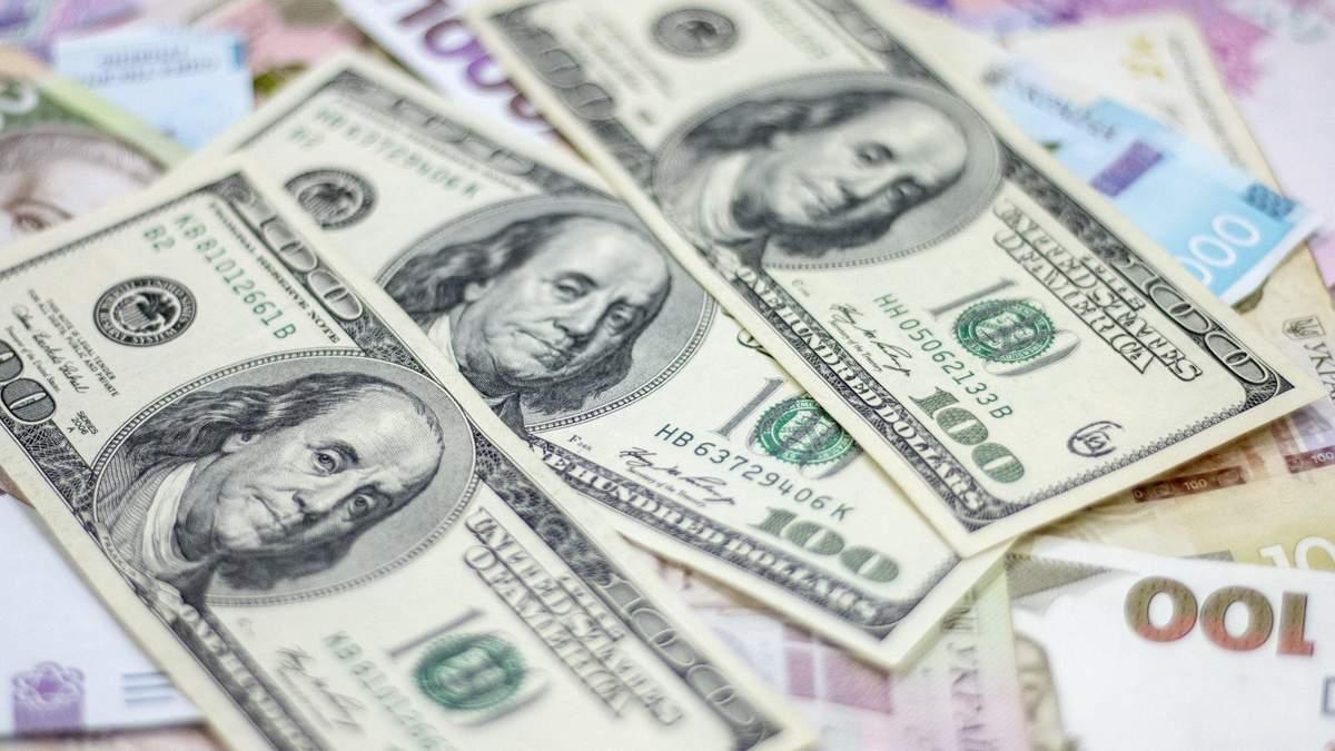 Курс долара, євро – курс валют НБУ на 15 лютого 2021