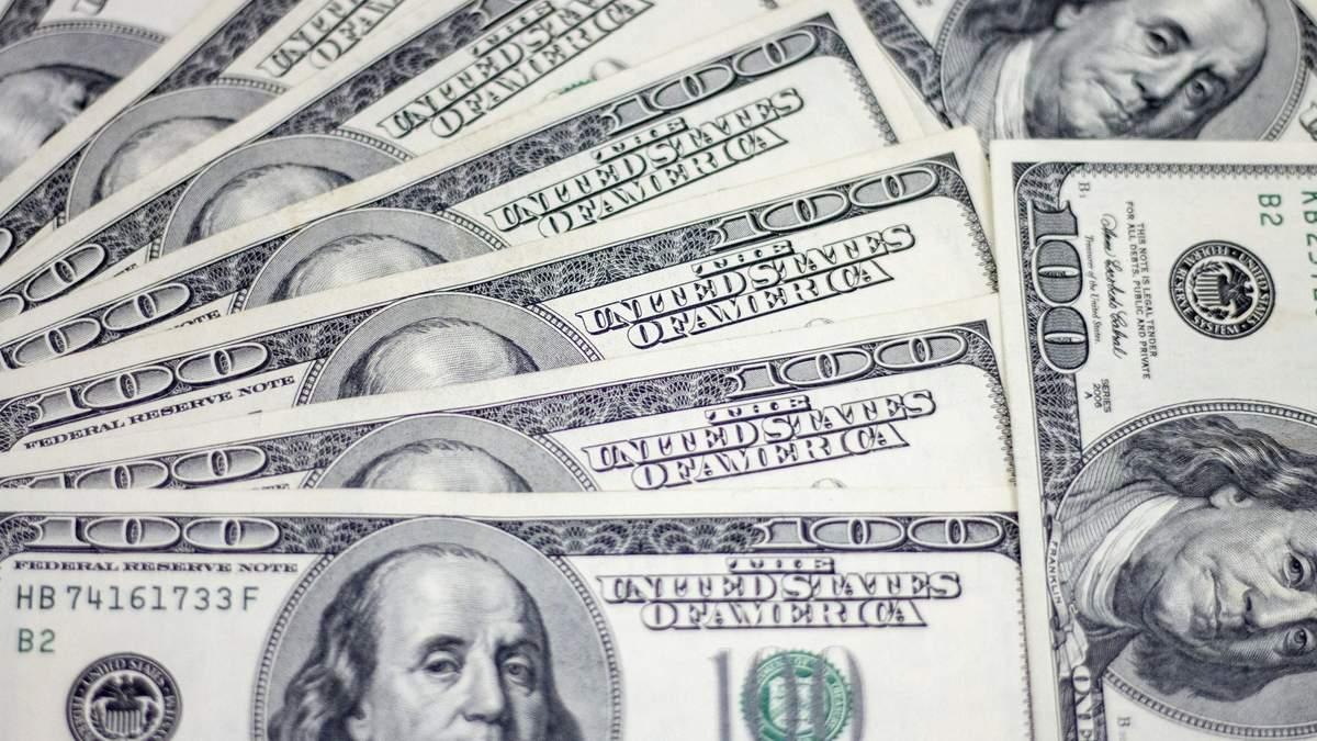 Готівковий курс долара та євро 25 лютого 2021