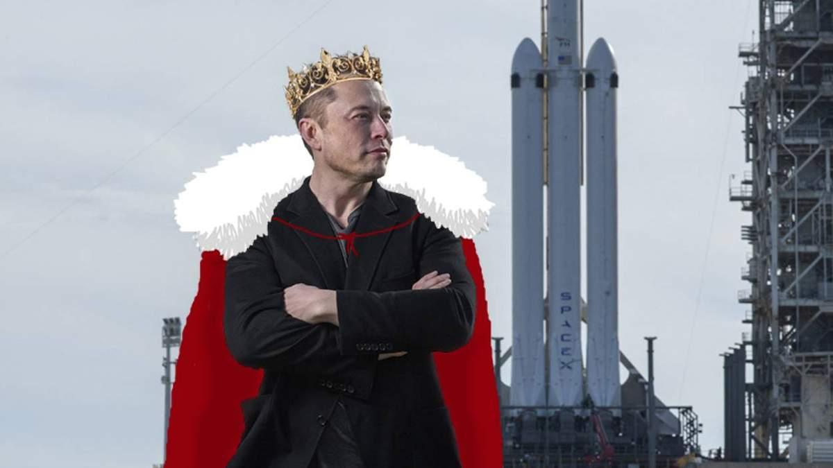 У США розслідують твіти Ілона Маска про криптовалюту, – ЗМІ
