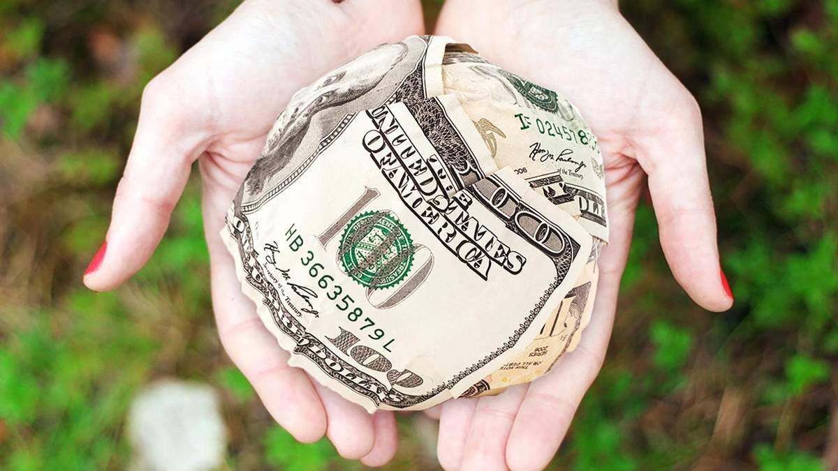 Готівковий курс долара, євро сьогодні – 3 березня 2021