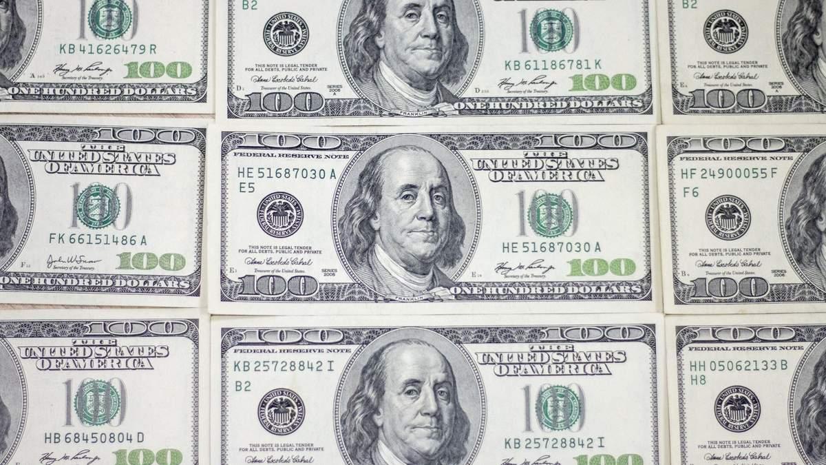 Готівковий курс євро, долара на 12 березня 2021 – курс валют