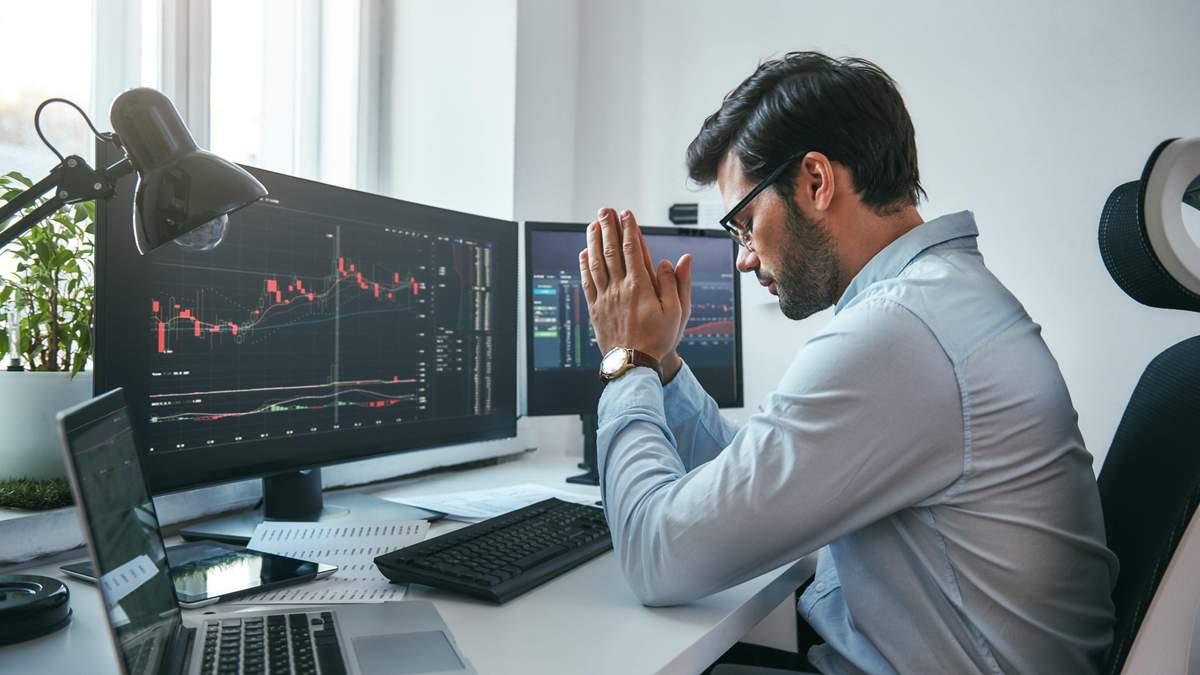 Страхи інвесторів у березні 2021 року