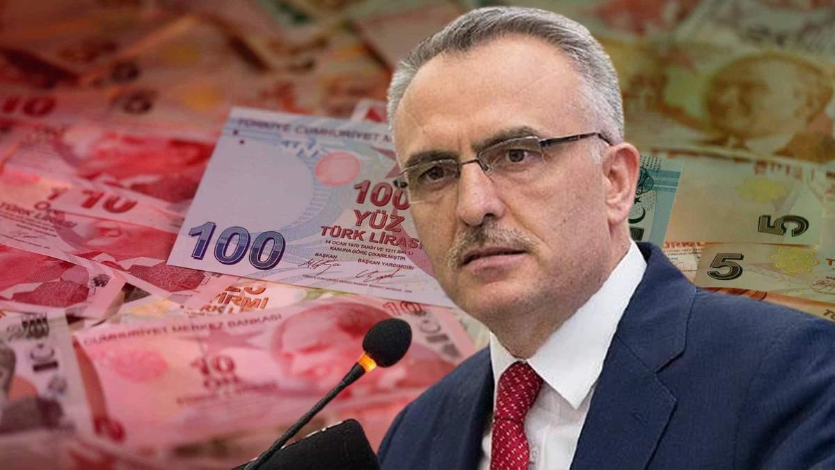 Турецька ліра обвалилась після звільнення голови центробанку