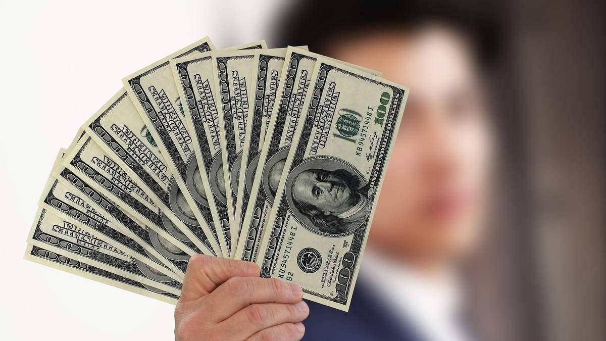 Курс долара, євро – курс валют НБУ на сьогодні 26 березня 2021