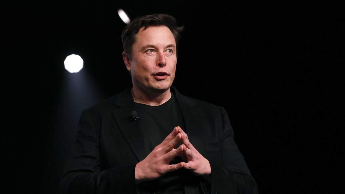 Ілон Маск про майбутнє Tesla