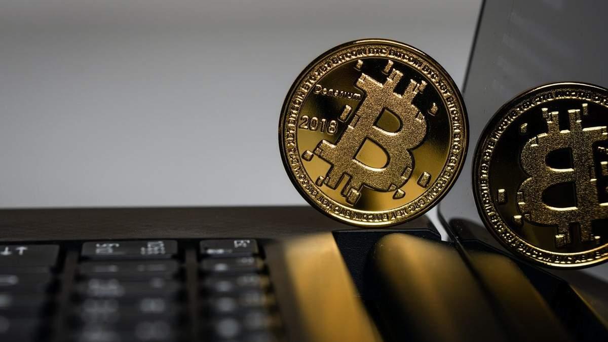 С начала года стоимость биткоина выросла на 100%